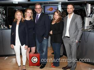Edie Falco, Betty Gilpin, Stephen Wallem, Merritt Wever and Dominic Fumusa