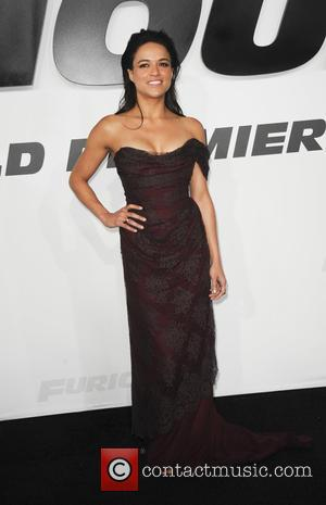 Michelle Rodriguez - A host of stars were snapped as they attended the world premiere of