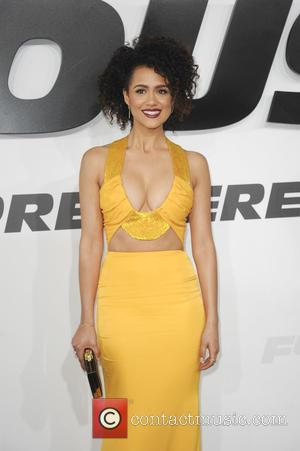 Nathalie Emmanuel - A host of stars were snapped as they attended the world premiere of