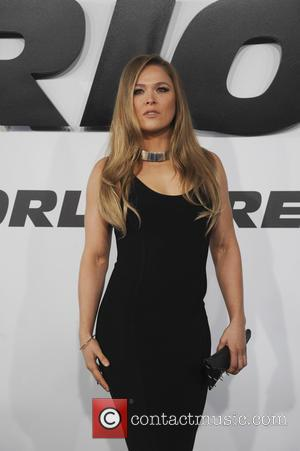 Ronda Rousey - A host of stars were snapped as they attended the world premiere of