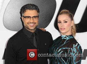 Jaime Camil and Heidi Balvanera - A host of stars were snapped as they attended the world premiere of