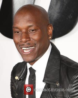 Tyrese Gibson - A host of stars were snapped as they attended the world premiere of
