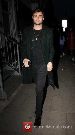 Douglas Booth - Private viewing of 'The Top Ten' by artist Hayden Kays at The Cob Gallery - London, United...