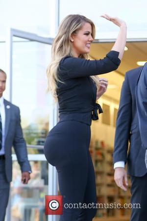 Khloe Kardashian - ULTA Beauty's West Hills store promotes Kardashian Beauty Hair Care And Styling Line - Los Angeles, California,...
