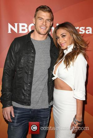 Alan Ritchson and Nicole Scherzinger - 2015 NBCUniversal Summer Press Day at The Langham Huntington Hotel and Spa - Pasadena,...