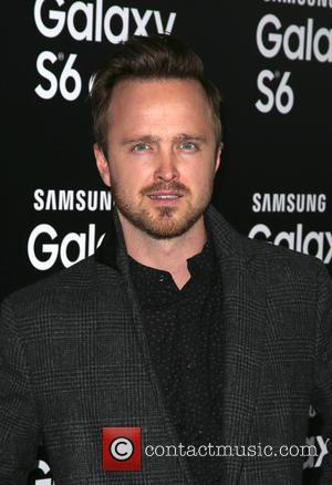 Aaron Paul - A variety of stars attended as the Technology brand Samsung Celebrated the Launch Of their new phone,...