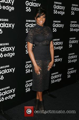 Taraji P. Henson - A variety of stars attended as the Technology brand Samsung Celebrated the Launch Of their new...
