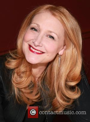 Patricia Clarkson - Cast members from 'The Elephant Man' receive their portraits at Sardi's famous theatre district eatery. at Sardi's,...
