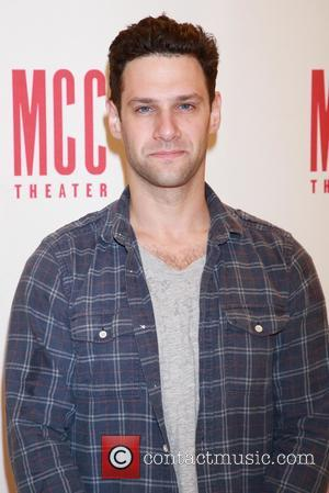 Justin Bartha - Photo call for the new play 'Permission' at MCC Theater at MCC rehearsal space, - New York...