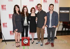 Elizabeth Reaser, Talene Monahon, Nicole Lowrance, Lucas Near-verbrugghe and Justin Bartha