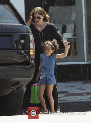 Ellen Pompeo, Stella and Stella Pompeo Ivery - Ellen Pompeo shops with her daughter Stella in Hollywood - Los Angeles,...