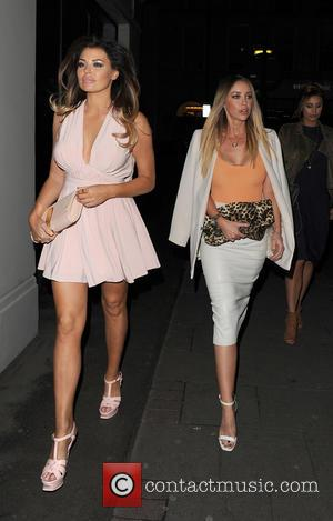 Jessica Wright and Lauren Pope