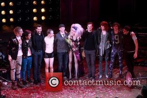 Andrew Rannells, John Cameron Mitchell, Neil Patrick Harris, Lena Hall, Michael C. Hall, Stephen Trask and Angry Inch Band Members