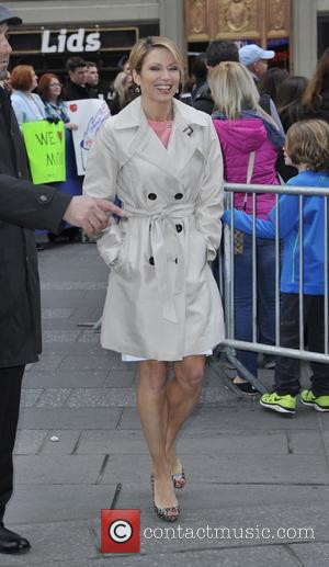 Good Morning America Saturday Cast 2013 : Amy robach pictures photo gallery contactmusic