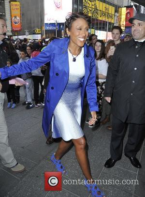 Robin Roberts - Guests and cast of 'Good Morning America' at Good Morning America - Manhattan, New York, United States...