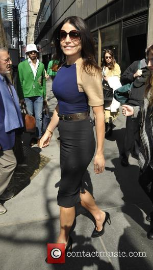 Bethenny Frankel - Guests leaving the 'Today' show in New York City - Manhattan, New York, United States - Monday...