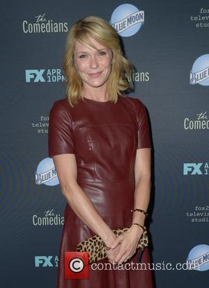 Katie Aselton - A variety of stars were photographed as they arrived to the Premiere of FX's 'The Comedians' which...