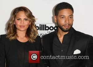 Chrissy Teigen and Jussie Smollett