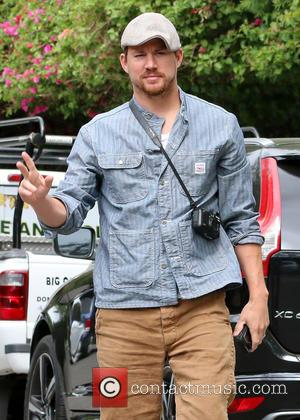 American actor who has starred in films such as 'Magic Mike' and '21 Jump Street' Channing Tatum was spotted as...