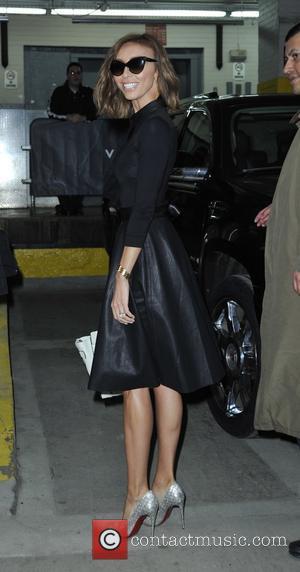 Giuliana Rancic - Giuliana Rancic leaving The Huffington Post - Manhattan, New York, United States - Tuesday 7th April 2015