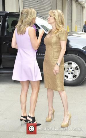 Sonja Morgan and Ramona Singer - Sonja Morgan and Ramona Singer at The Huffington Post - Manhattan, New York, United...