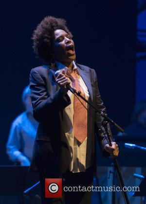 Macy Gray - Shots of a variety of stars as they Celebrated the 60th anniversary of Allen Ginsberg's Howl with...