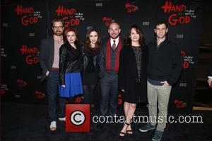 Lucas Near-Verbrugghe, Nicole Lowrance, Talene Monahon, Robert Askins, Elizabeth Reaser and Justin Bartha
