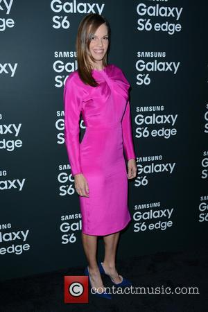Hilary Swank - A variety of stars attended as the Technology brand Samsung's Celebration of the Launch Of their new...