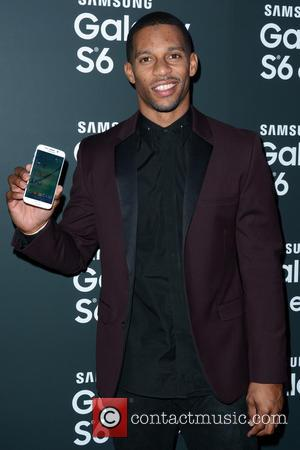 Victor Cruz - A variety of stars attended as the Technology brand Samsung's Celebration of the Launch Of their new...