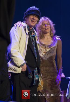 Terry Adams and Lori Singer