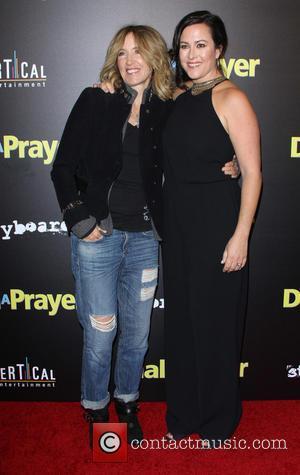 Felicity Huffman and Maggie Kiley