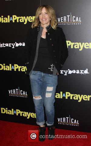 Felicity Huffman - A variety of stars were snapped as they attended the premiere of 'Dial A Prayer' which was...