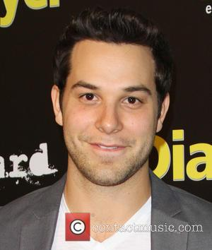 Skylar Astin - A variety of stars were snapped as they attended the premiere of 'Dial A Prayer' which was...