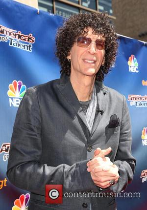 Howard Stern - A host of stars were photographed as they arrived for the Season 10 auditions of 'America's Got...