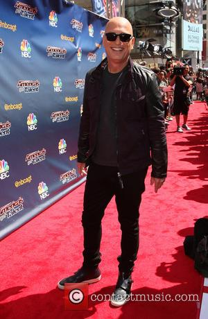 Howie Mandel - A host of stars were photographed as they arrived for the Season 10 auditions of 'America's Got...