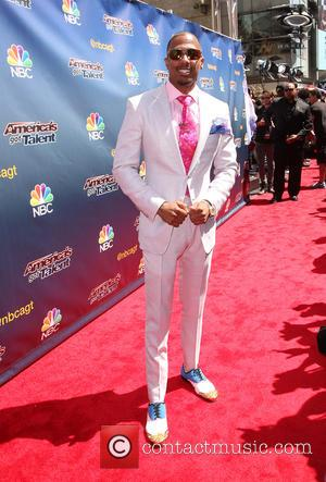 Nick Cannon - A host of stars were photographed as they arrived for the Season 10 auditions of 'America's Got...