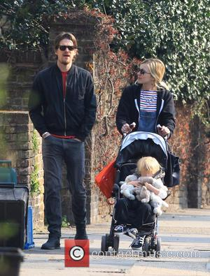 Fearne Cotton, Jessie Wood and Rex Wood