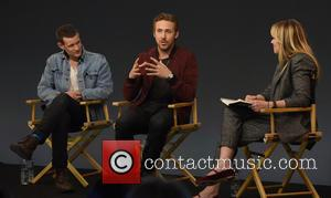 Ryan Gosling, Matt Smith and Edith Bowman