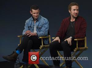 Ryan Gosling and Matt Smith - Writer and Director of new film 'Lost River' Ryan Gosling along with one of...