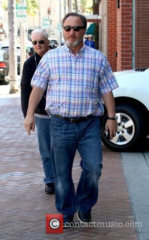 Jim Belushi - Jim Belushi out and about on Bedford Drive in Beverly Hills - Beverly Hills, California, United States...