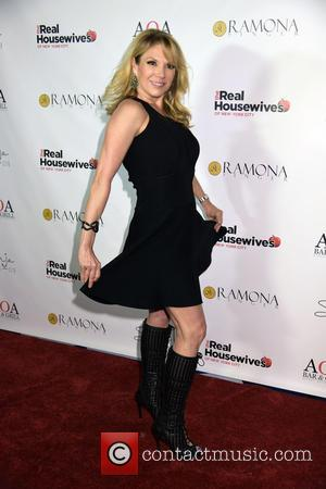 Ramona Singer - 'Real Housewives of New York City' season 7 series viewing party at AOA Bar & Grill at...