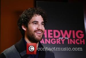 Darren Criss - Photo call for upcoming cast change at Hedwig and the Angry Inch held at the Lamb's Club....