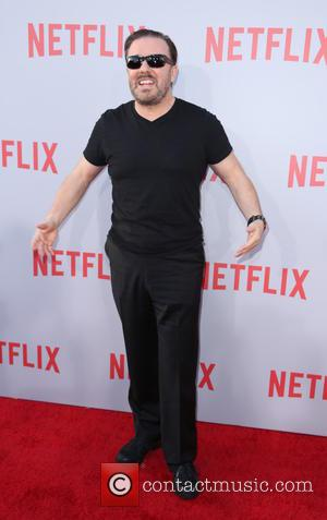 Ricky Gervais Set To Host The Golden Globes For Fourth Time