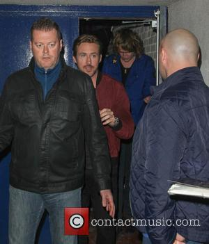 Ryan Gosling - Ryan Gosling and Matt Smith at the Curzon cinema in Chelsea - London, United Kingdom - Thursday...