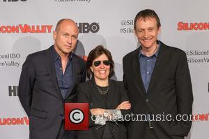 Mike Judge, Kara Swisher and Alec Berg