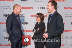 Mike Judge, Kara Swisher and Alec Berg