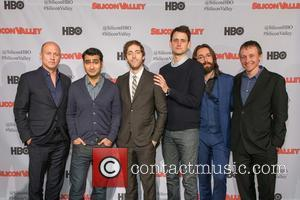 Mike Judge, Kumail Nanjiani, Thomas Middleditch, Zach Woods, Martin Starr and Alec Berg
