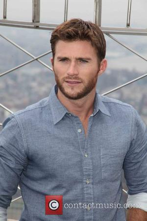 Scott Eastwood - The Empire State Building hosts Scott Eastwood and Britt Robertson stars of 20th Century Fox's The Longest...