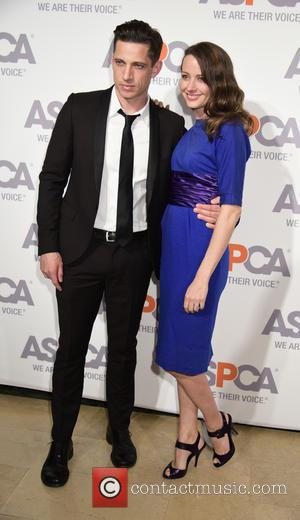 James Carpinello and wife Amy Acker