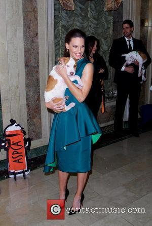 Hilary Swank - American Society for the Prevention of Cruelty to Animals (ASPCA) hosts the 18th annual Bergh Ball at...